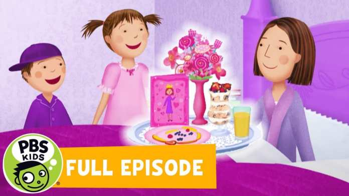 Pinkalicious & Peterrific FULL EPISODE | Peterrific / Mother's Day Surprise | PBS KIDS