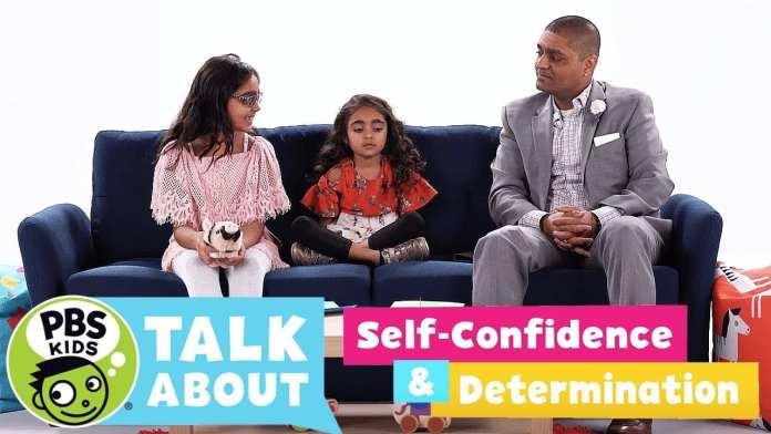 PBS KIDS Talk About | Self-Confidence & Determination | PBS KIDS