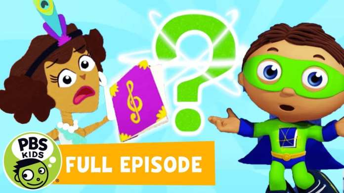 Super Why! FULL EPISODE | Roxie's Missing Music Book | PBS KIDS