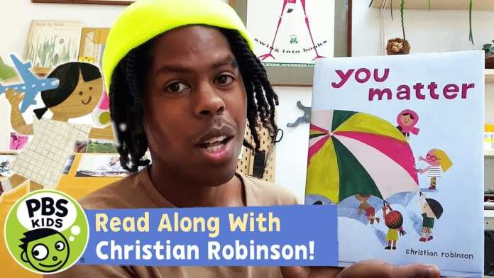 You Matter | Read Along with Christian Robinson! | PBS KIDS