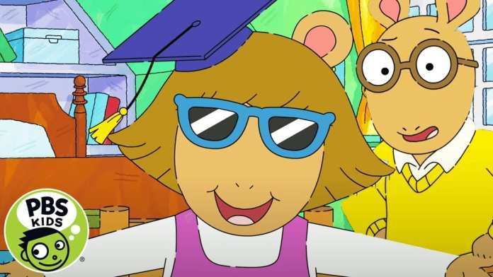 Happy Graduation from Arthur and D.W.! | PBS KIDS