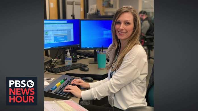A Brief But Spectacular take on being a 911 dispatcher during COVID-19