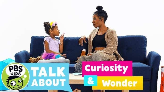 PBS KIDS Talk About | CURIOSITY & WONDER! | PBS KIDS
