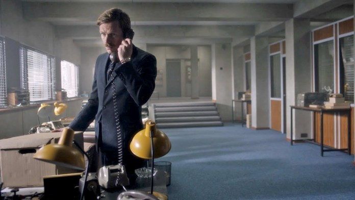 Endeavour, Season 6: Episode 2 Scene