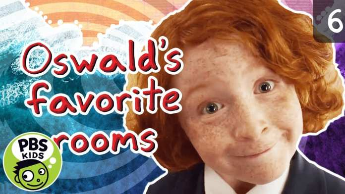 OddTube | Oswald's Favorite Rooms to Go To! | PBS KIDS