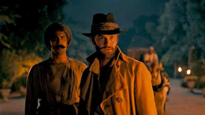 Beecham House: Episode 1 Scene