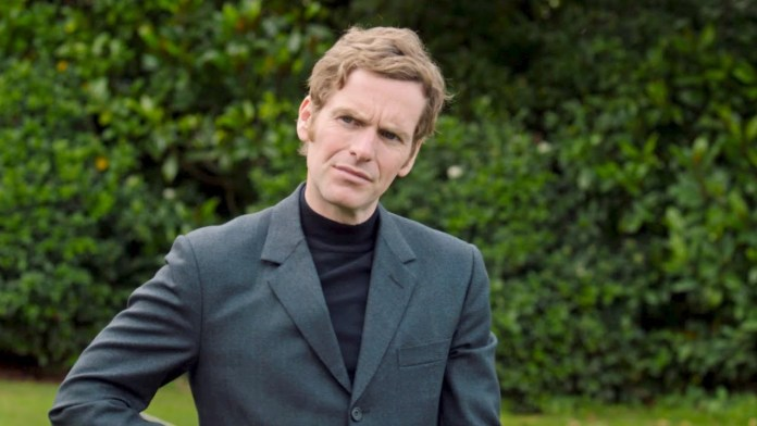 Endeavour, Season 7: Episode 2 Scene