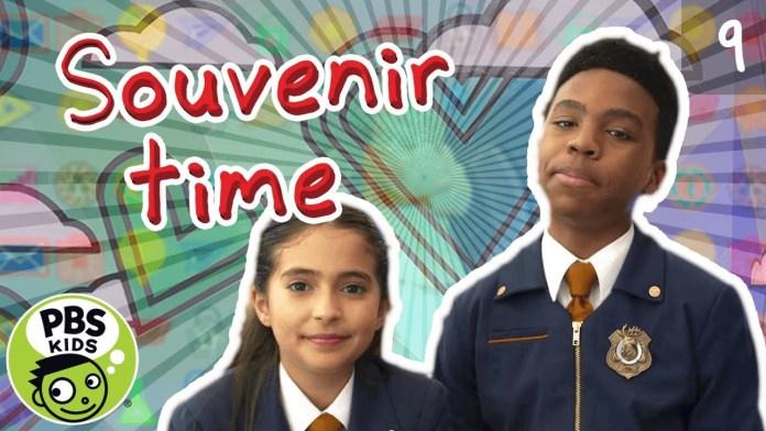 OddTube | Souvenir Time | PBS KIDS
