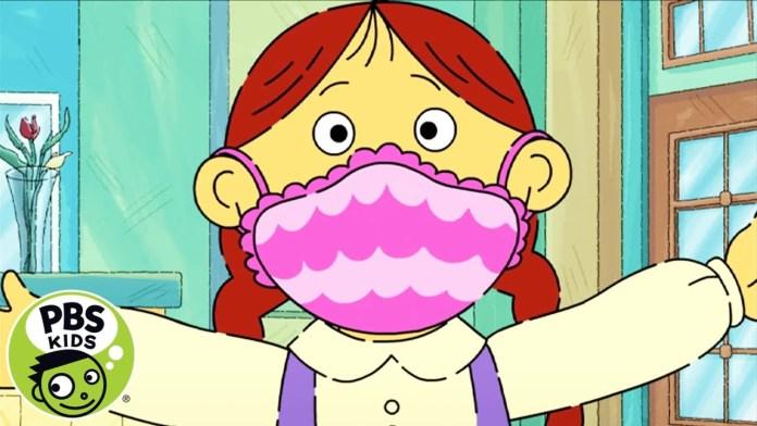 Arthur | Wearing a Mask! | PBS KIDS
