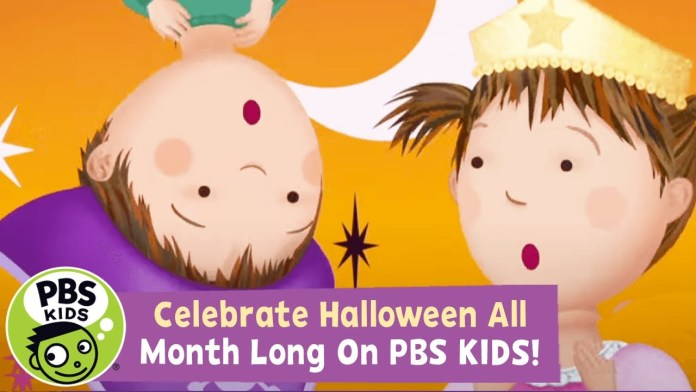 Happy Halloween from PBS KIDS!