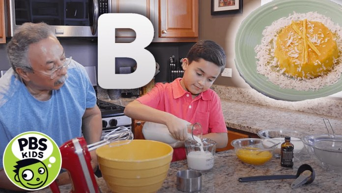 Sesame Street | B is for Baking! | PBS KIDS