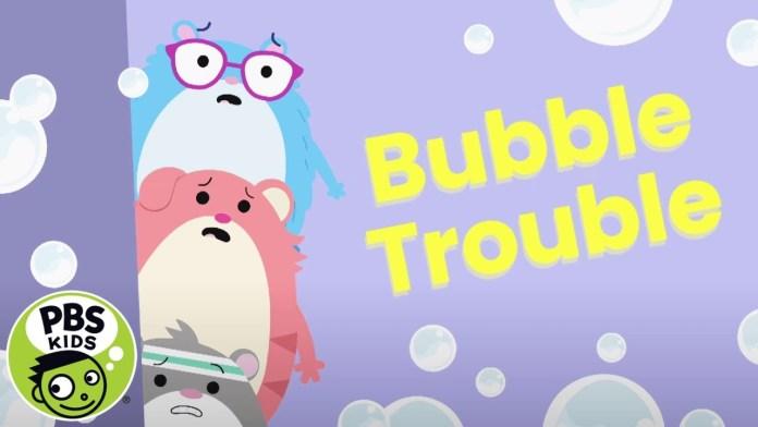 Team Hamster   Bubble Trouble   PBS KIDS