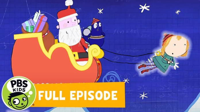 Peg + Cat FULL EPISODE | The Christmas Problem | PBS KIDS
