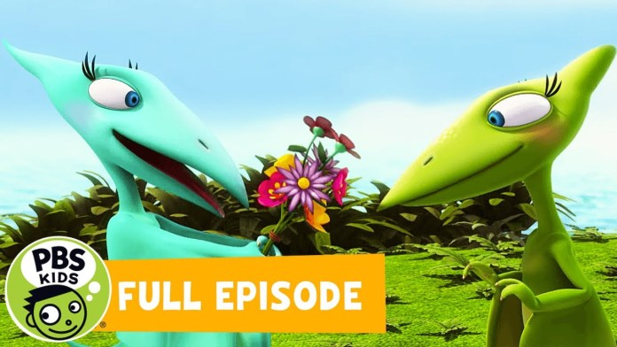 Dinosaur Train FULL EPISODE | Love Day / A New Leaf | PBS KIDS