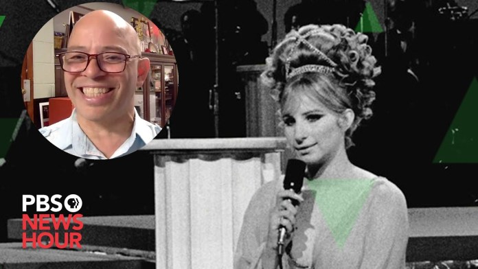 WATCH: Arthur Aviles on why he's turning to Barbra Streisand amid the pandemic