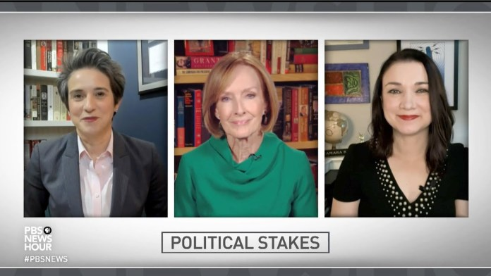 Tamara Keith and Amy Walter on Biden's address to the nation