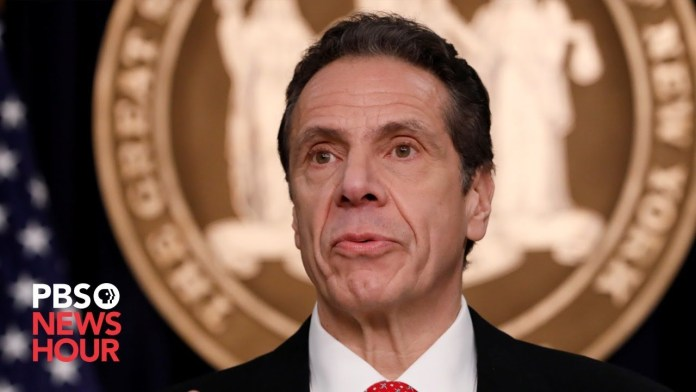 WATCH LIVE: New York Governor Andrew Cuomo gives coronavirus update — December 18, 2020