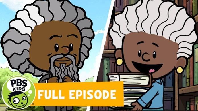 Xavier Riddle & the Secret Museum EPISODE | I am Maya Angelou / I am Frederick Douglass | PBS KIDS