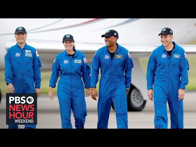 NASA and SpaceX set to make history, again