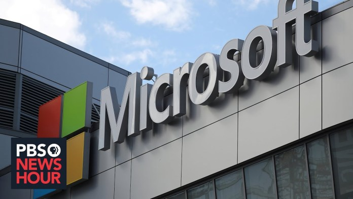 U.S. cyberattack 'a serious, ongoing problem,' Microsoft cautions