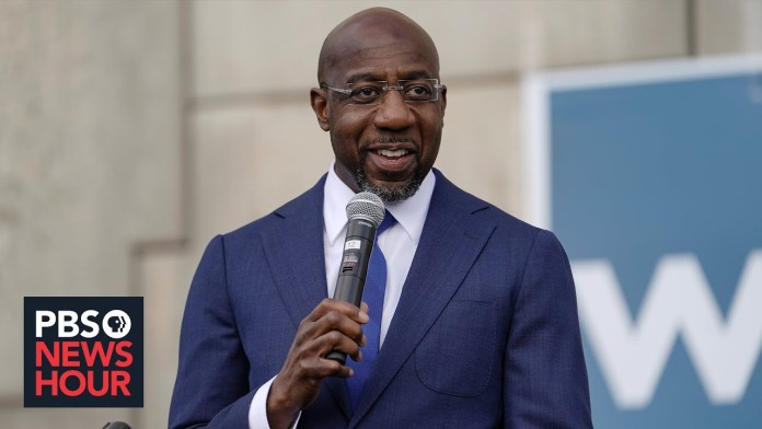 Georgia Sen.-elect Raphael Warnock on leading in a divided nation