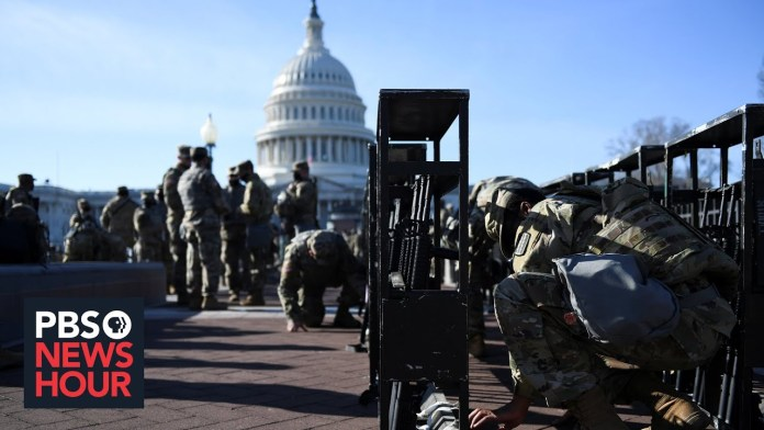 Investigations intensify in the wake of the Capitol riot as inauguration approaches