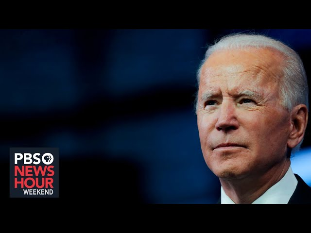 By historical standards, President-elect Biden faces immense challenges