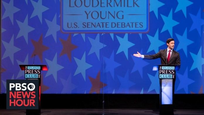 In Georgia, a mad sprint to capture the U.S. Senate