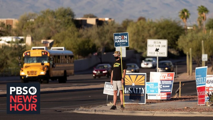 Arizona's top election official on security of vote-counting process