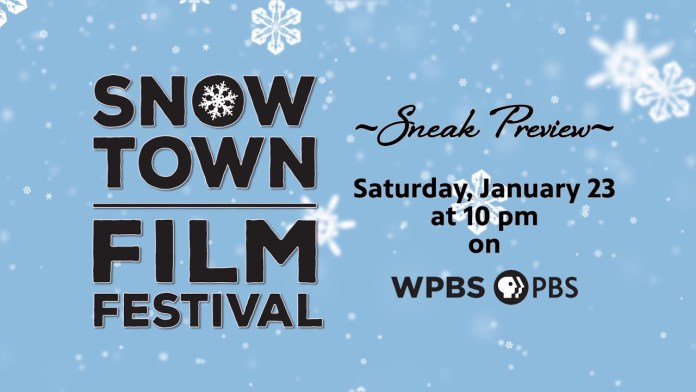 Snowtown Film Festival Sneak Preview Promo