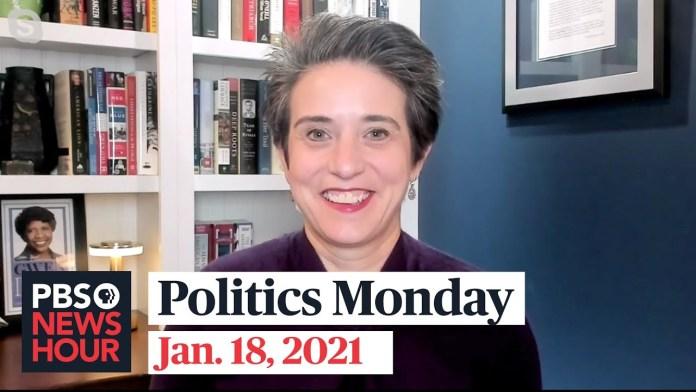 Tamara Keith and Amy Walter on President Trump's legacy