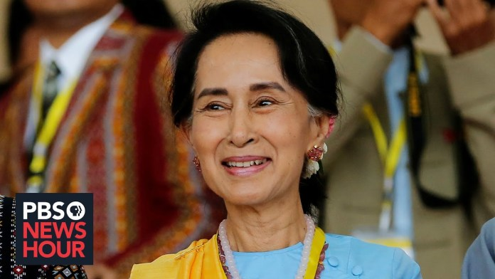 News Wrap: Myanmar's ousted leader Aung San Suu Kyi charged after military coup