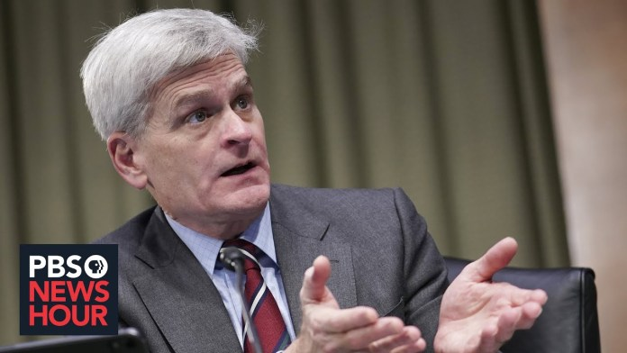 Sen. Bill Cassidy on Rep. Greene: 'She's part of a conspiracy cabal'