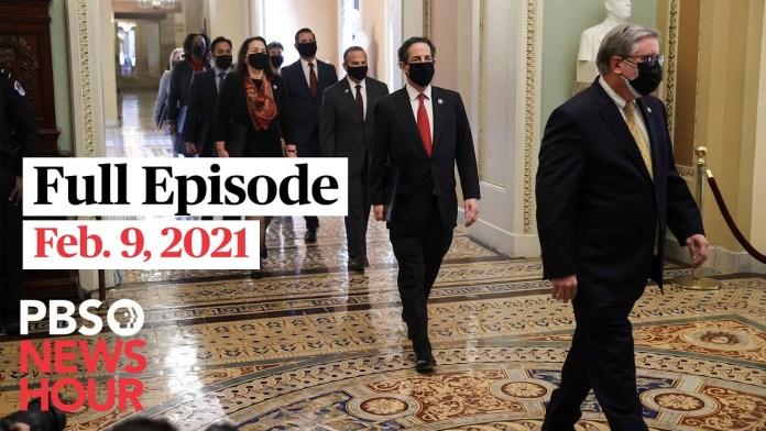 PBS NewsHour full episode, Feb. 9, 2021
