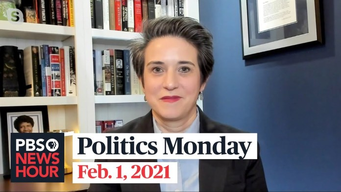 Tamara Keith and Amy Walter on bipartisanship under President Biden