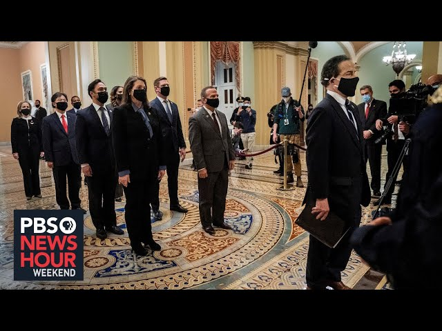 Biden focuses on stimulus plan as Dems gear up for Trump's Senate trial