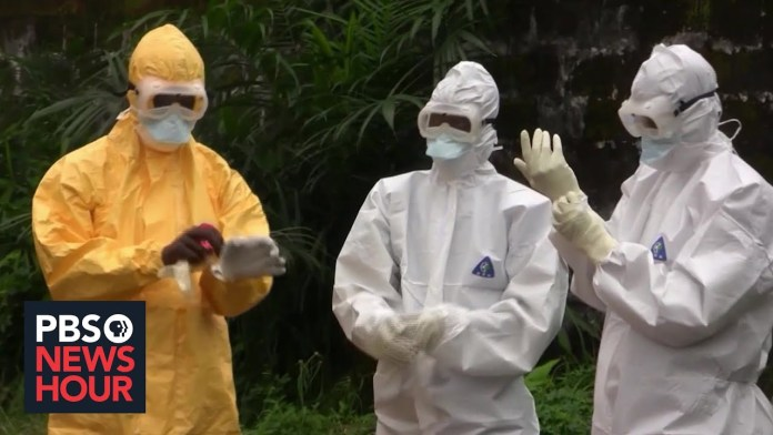 Applying the lessons of Ebola to the fight against COVID-19