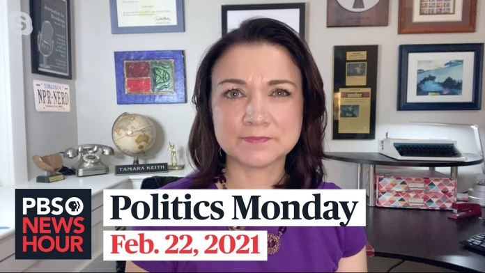 Tamara Keith and Amy Walter on Biden's relief package and the deepening GOP war over Trump