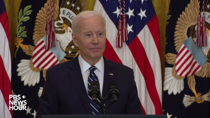 WATCH: 'I have no idea if there will be a Republican Party' in 2024, Biden says