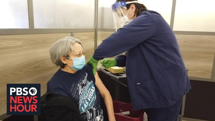Health officials try to rebuild trust of vaccines among Indigenous Americans