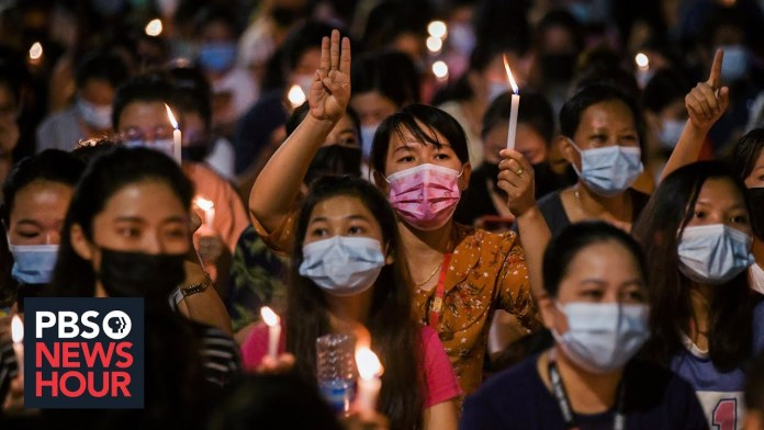 Myanmar military kills two more protesters after Sunday's record violence