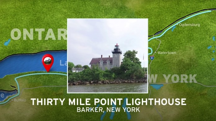 Thirty Mile Point Lighthouse | New York's Seaway Lighthouses