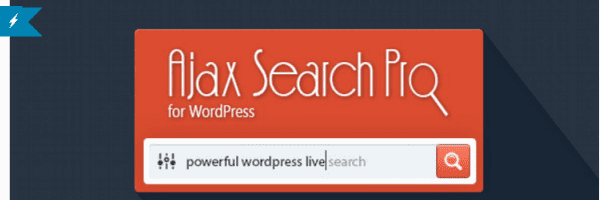 Ajax Search Pro WordPress Search Plugin