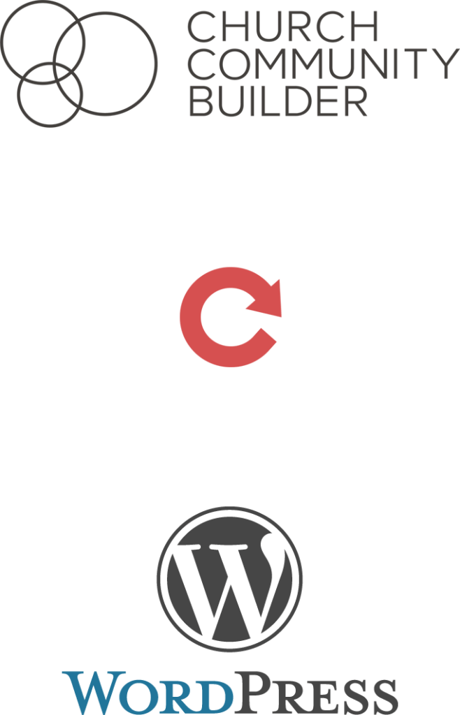 Church Community Builder API to WordPress Custom Post Types
