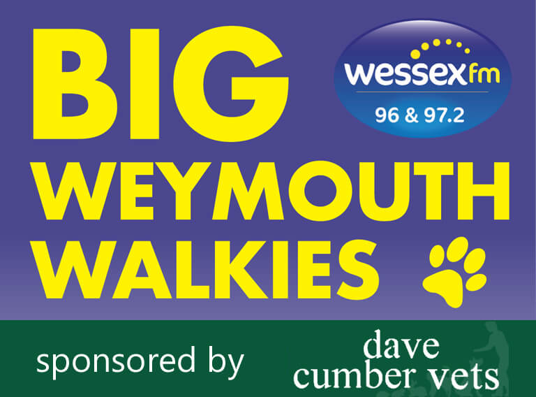 Wessex FM Big Weymouth Walkies!