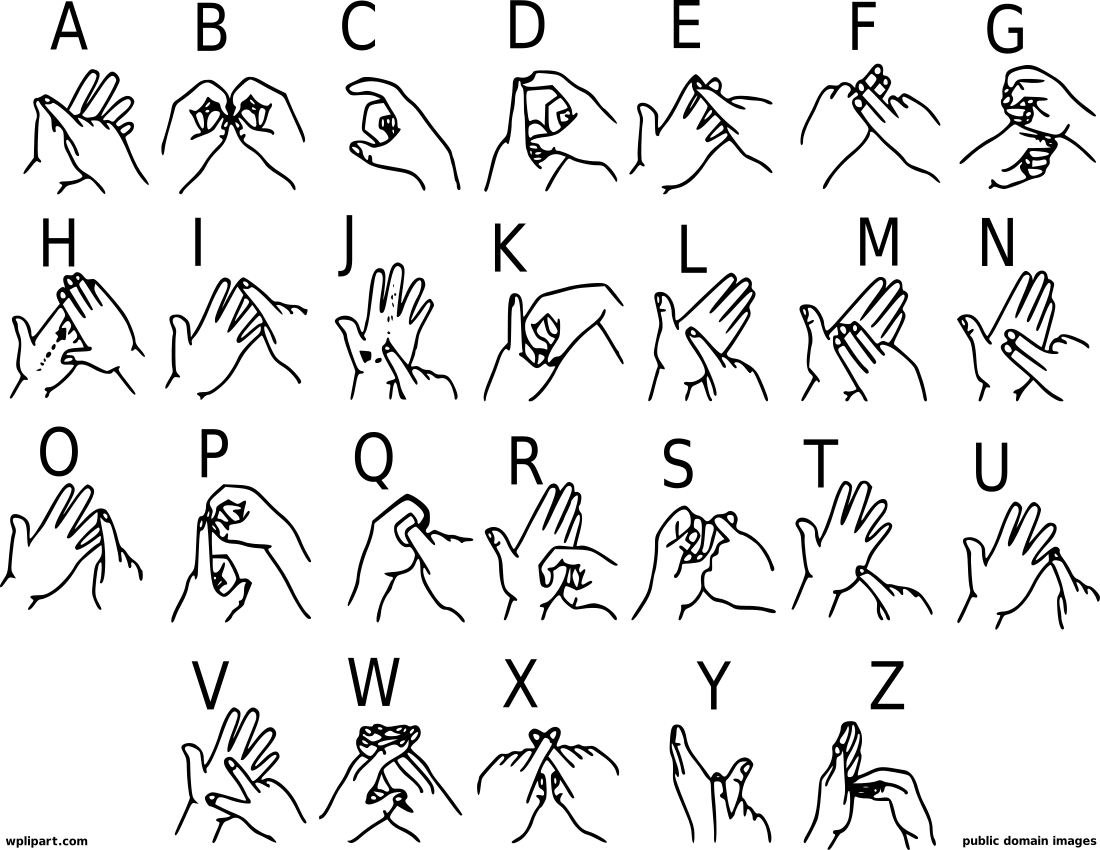 The Abc S Of Sign Language Coolguides