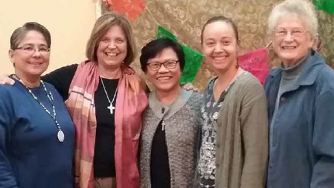 Congregation Explores  What it Means to Live Interculturally