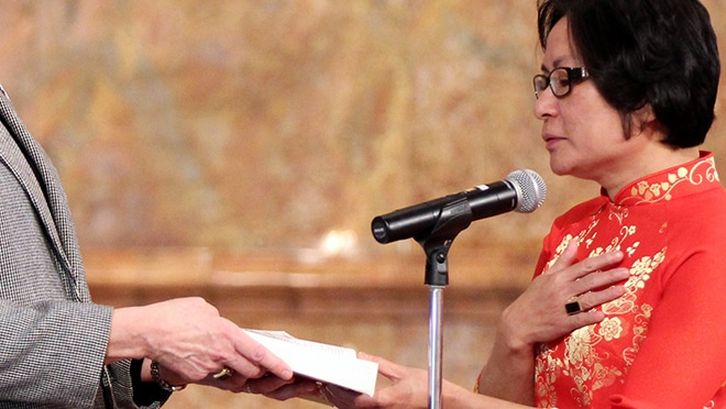 Sister My Huong Pham Transfers  Perpetual Vows