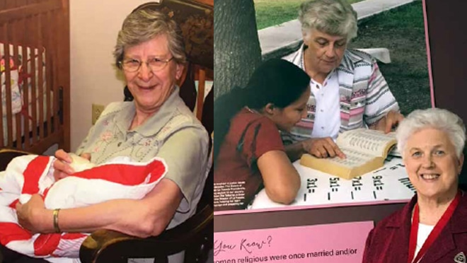 Sisters Featured in St. Louis Exhibit and on the Radio