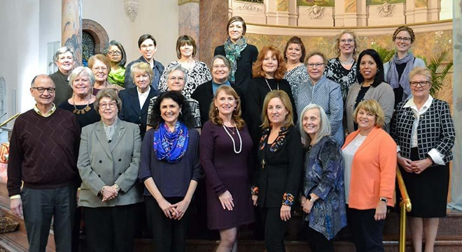 Sisters of Providence Welcome New Associates